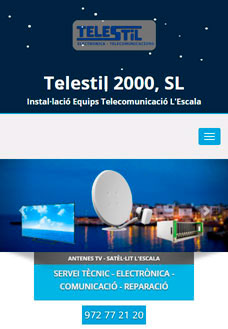 Satellite TV Aerials L'Escala