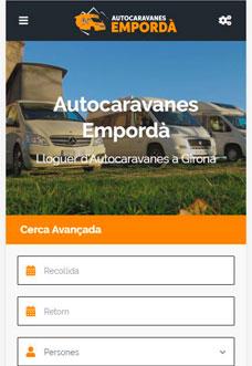 Location Camping-car Empordà (Girona – Costa Brava)