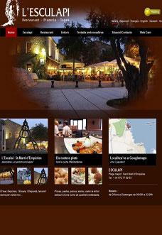 Restaurant a L'Escala L'ESCULAPI