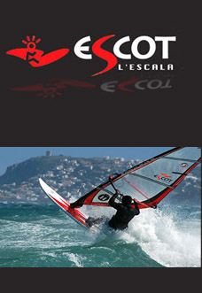 Windsurf ESCOT L'Escala