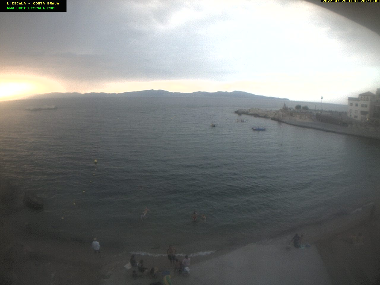 Webcam Playa del Pueblo