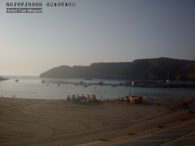 Webcam Cala Montgó – L'Escala